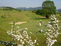 almenland, almenland steiermark almenland fladnitz teichalm, almenland rechberg steiermark, almenland graz umgebung steiermark-Pröllhofer Almenland Golfplatz