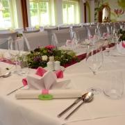 Gasthof Knoll Proellhofer - Hochzeitm, Heiraten, Hochzeitslocation, Weiz, Graz, Umgebung, Almenland - gedeckter Tisch2