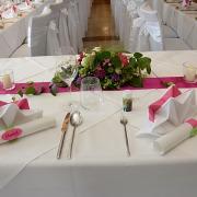 Gasthof Knoll Proellhofer - Hochzeitm, Heiraten, Hochzeitslocation, Weiz, Graz, Umgebung, Almenland - gedeckter Tisch1
