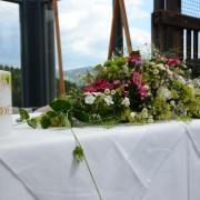 Gasthof Knoll Proellhofer - Hochzeitm, Heiraten, Hochzeitslocation, Weiz, Graz, Umgebung, Almenland - gedeckter Trauung