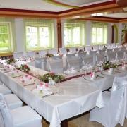 Gasthof Knoll Proellhofer - Hochzeitm, Heiraten, Hochzeitslocation, Weiz, Graz, Umgebung, Almenland - gedeckter Tisch4